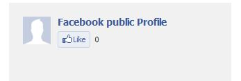 Facebook This public profile is not visible