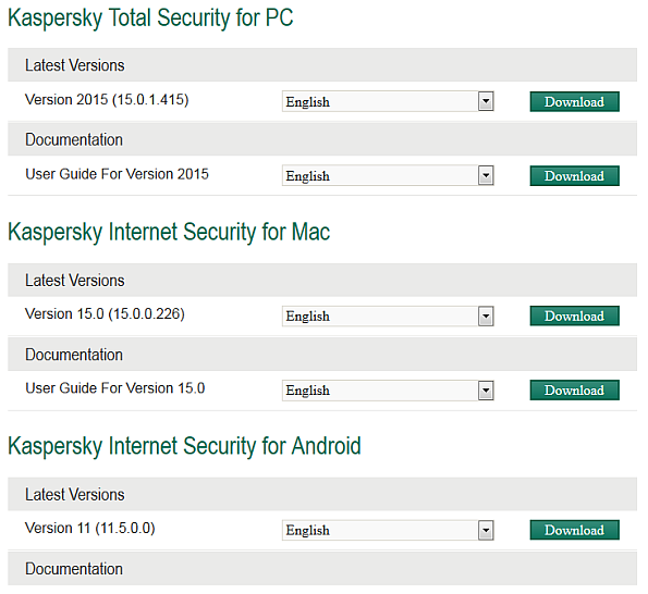 kaspersky download total security
