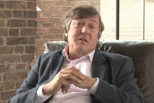 Stephen Fry speaks out on piracy