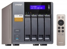 synology qnap ts453 453a review